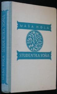náhled knihy - Studentka Soňa