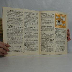 antikvární kniha Polotovary a konzervy nám usnadňují práci. Sešity domácího hospodaření. Svazek 78, 1976