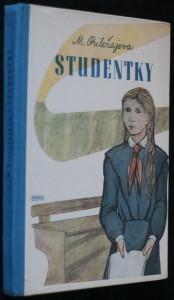 náhled knihy - Studentky