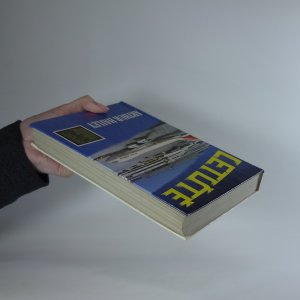 antikvární kniha Letiště, 1973