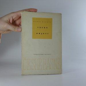 náhled knihy - Velké objetí