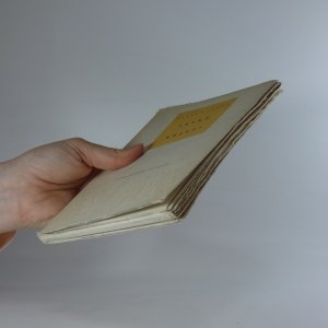 antikvární kniha Velké objetí, 1956