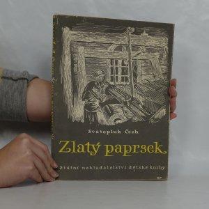 náhled knihy - Zlatý paprsek