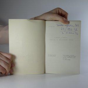 antikvární kniha Požární ochrana. Ochrana a bezpečnost práce., neuveden