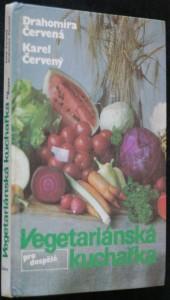 náhled knihy - Vegetariánská kuchařka pro dospělé