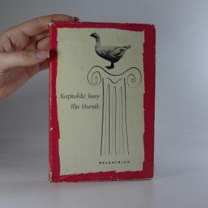 náhled knihy - Kapitolské husy