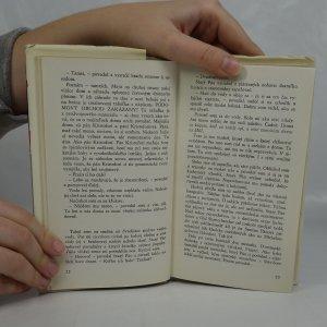 antikvární kniha Moja je pomsta, 1967