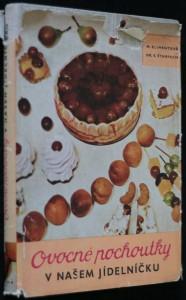 náhled knihy - Ovocné pochoutky v našem jídelníčku