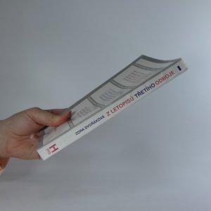 antikvární kniha Z letopisů třetího odboje, 1992