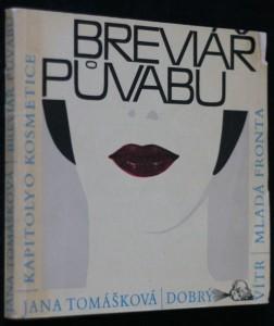 náhled knihy - Breviář půvabu : Kapitoly o kosmetice