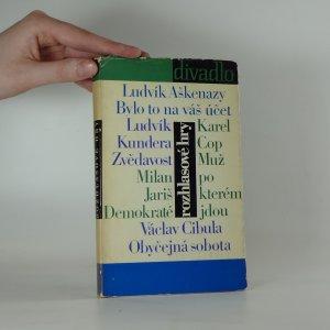 náhled knihy - Rozhlasové hry