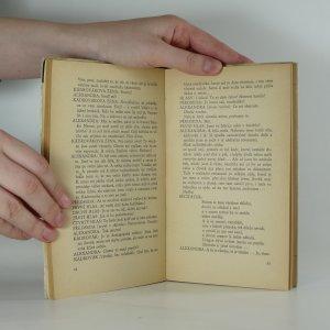 antikvární kniha Rozhlasové hry, 1965