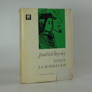 náhled knihy - Život J. A. Rimbauda