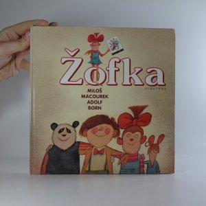 náhled knihy - Žofka