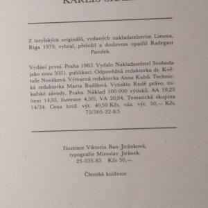antikvární kniha Jak jsem plul ke královně Severu , 1983