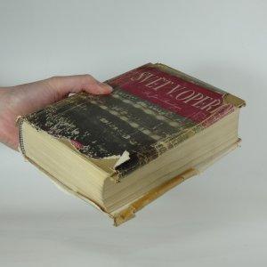antikvární kniha Svět v opeře, 1947