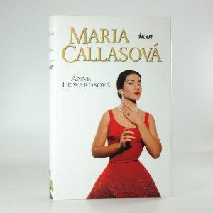 náhled knihy - Maria Callasová