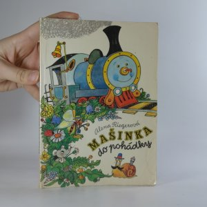 náhled knihy - Mašinka do pohádky