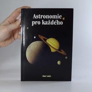 náhled knihy - Astronomie pro každého