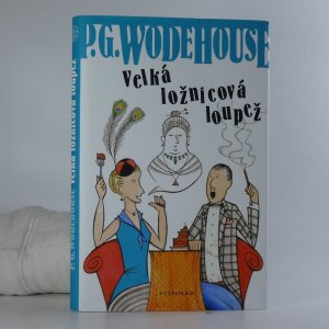 náhled knihy - Velká ložnicová loupež