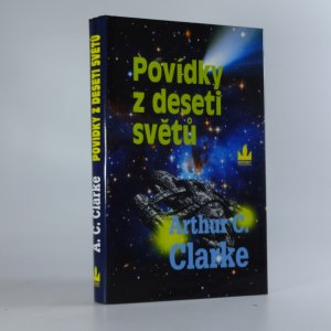 náhled knihy - Povídky z deseti světů