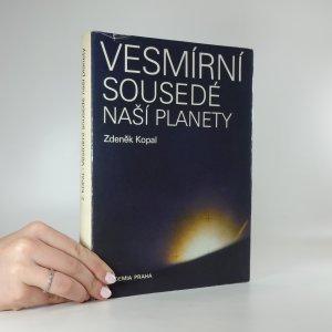 náhled knihy - Vesmírní sousedé naší planety