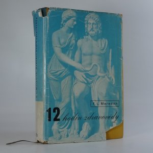 náhled knihy - Dvanáct hodin zdravovědy