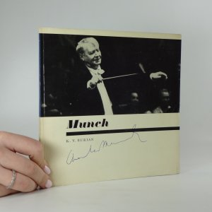 náhled knihy - Charles Munch