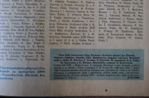 antikvární kniha Mateřídouška XIX (1963) č. 1. - 8. , XX (1963-64) č. 1. - 8., 1963-1964