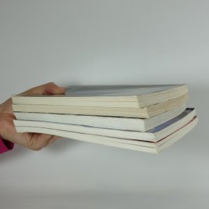 antikvární kniha Edgar Wallace (10 svazků), 1991, 1992