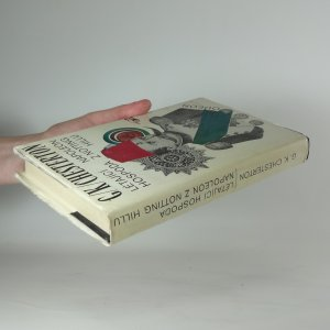 antikvární kniha Létající hospoda. Napoleon z Notting Hillu, 1975