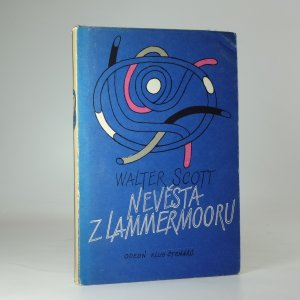 náhled knihy - Nevěsta z Lammermooru