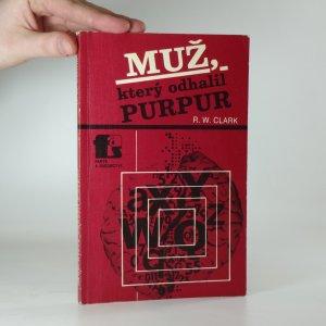 náhled knihy - Muž, který odhalil Purpur