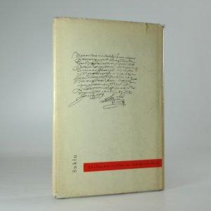 antikvární kniha Cervantes, 1963