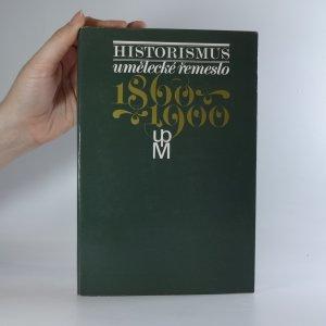 náhled knihy - Historismus. Umělecké řemeslo 1860-1900.