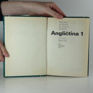 antikvární kniha Angličtina pro střední školy 1, 1987