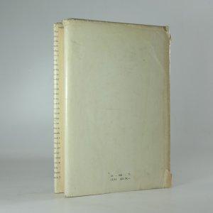 antikvární kniha Hlavní třída, 1975