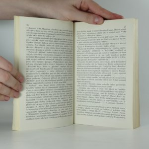 antikvární kniha A zdi se hroutily, 1988