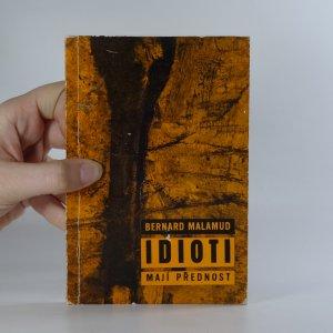 náhled knihy - Idioti mají přednost