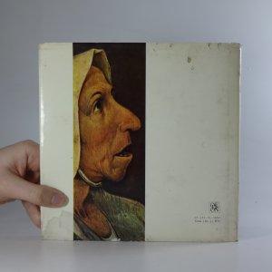 antikvární kniha Pieter Bruegel, 1975