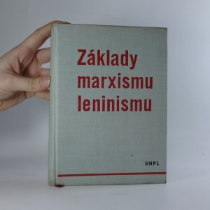 náhled knihy - Základy marxismu-leninismu