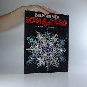 náhled knihy - Billeder med. Søm & tråd. 40 dejlige mønstre med vejledning i tekst, farvefotos og diagrammer.