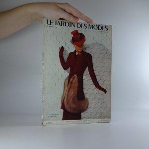 náhled knihy - Le jardin des modes. 18° Année. N° 266. 1 Octobre 1938.