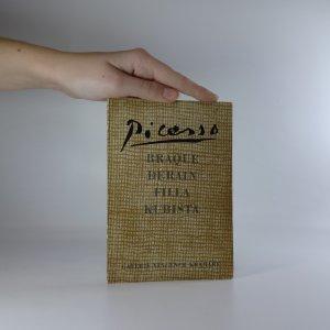 náhled knihy - Picasso, Braque, Derain, Kubišta, Filla. Se sbírky dr. Vincenta Kramáře