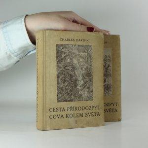náhled knihy - Cesta přírodozpytcova kolem světa (2 díly ve dvou svazcích)