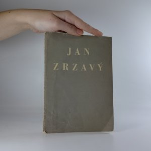 náhled knihy - Nové krajiny a zátiší Jana Zrzavého
