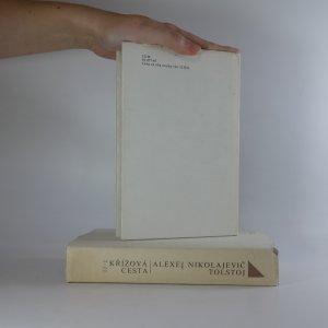 antikvární kniha Křížová cesta I. - III. díl (2 svazky), 1987