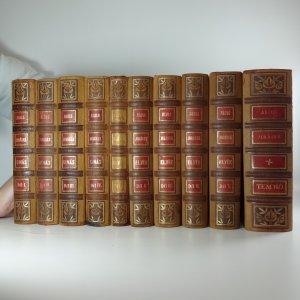 náhled knihy - Temno, U nás I-IV, F.L.Věk I-V (10 svazků)