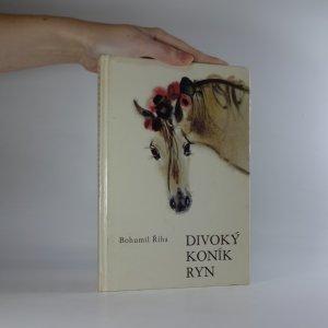 náhled knihy - Divoký koník Ryn
