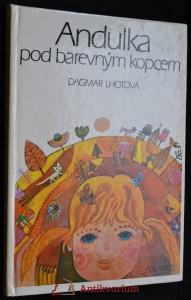 náhled knihy - Andulka pod barevným kopcem